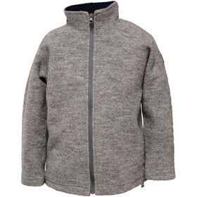 Ivanhoe of Sweden Rulle Full Zip Jacke Kinder grey marl
